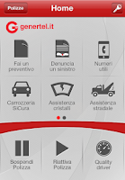 Screenshot of Genertel
