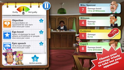 Devils Attorney - screenshot