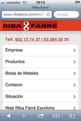 【免費商業App】Ribafarre-APP點子