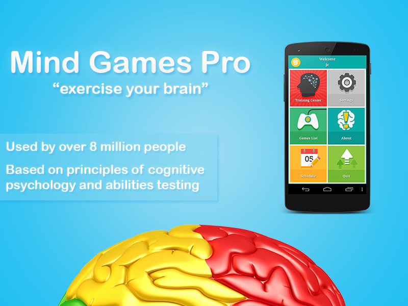Mind Games Pro Screenshot 6