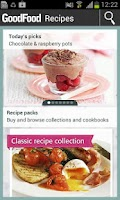 Screenshot of BBC Good Food - Recipes