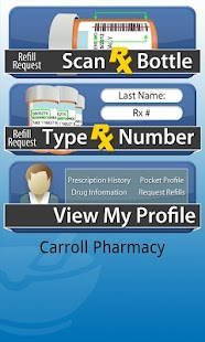 Carroll Pharmacy - screenshot