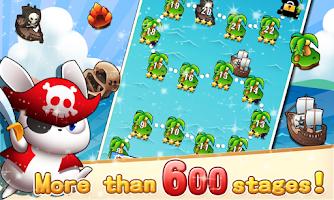 Screenshot of Jewel Pirates - Puzzle game
