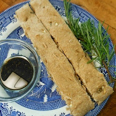 Whole Wheat Bread Sticks