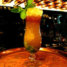 Queens Park Swizzle Recipe