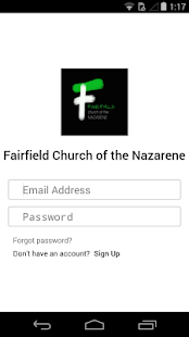 Fairfield Nazarene Church - screenshot