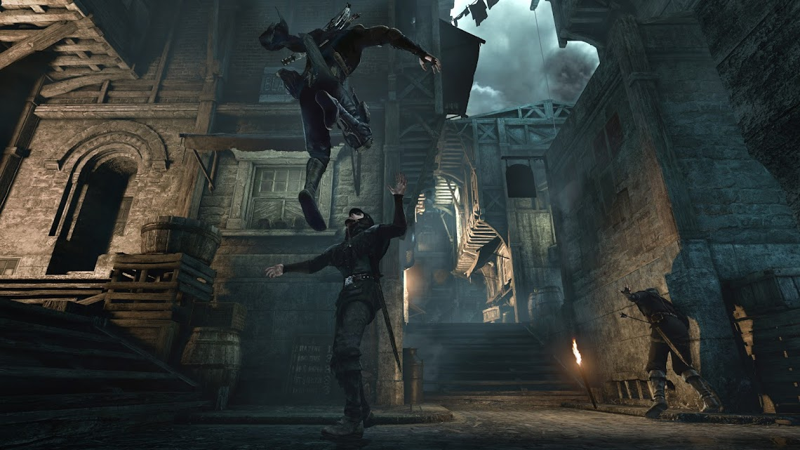 Eidos Montreal drops the XP system from Thief due to fan resistance