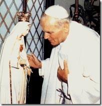 Papa em Fátima