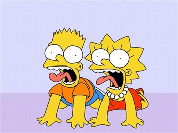 bart_and_lisa_screaming