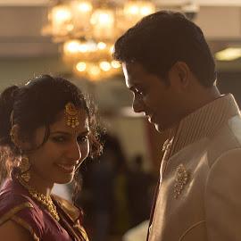 by Madhujith Venkatakrishna - Wedding Reception