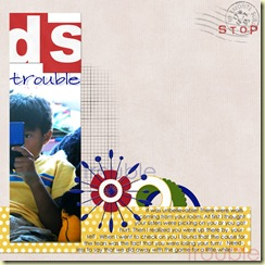 DS-trouble