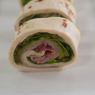 Turkey And Tomato Cobb Wrap