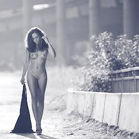 Abandoned ... by Sergey Ostapovsky - Nudes & Boudoir Artistic Nude