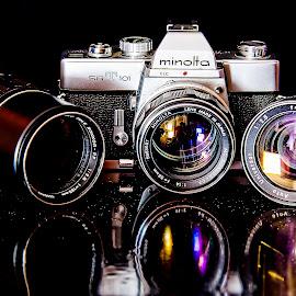 Minolta by Vedran Bozicevic - Artistic Objects Technology Objects ( minolta, photo,  )
