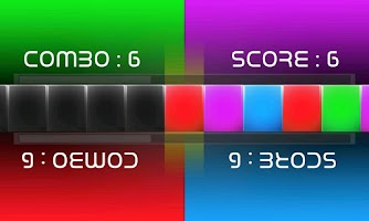 Screenshot of ComboTouch