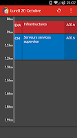 Screenshot of TSEssential - Agenda TSE