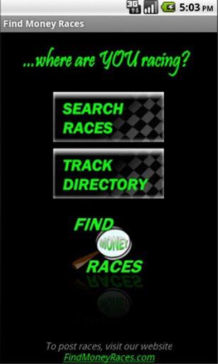 Find Money Races