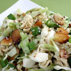 Jean's Chinese Cabbage Salad