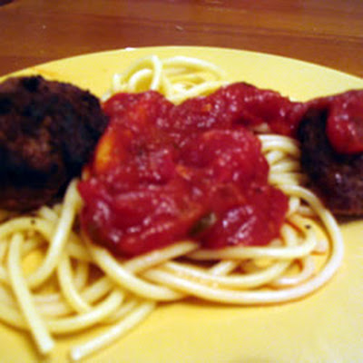 Mom's Best Spaghetti Sauce