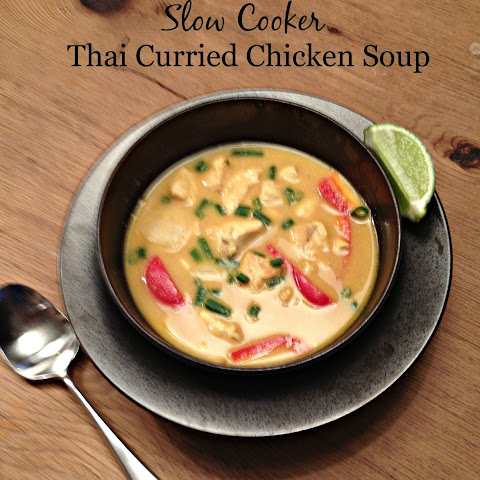Slow Cooker Thai Red Curry Turkey Recipes — Dishmaps