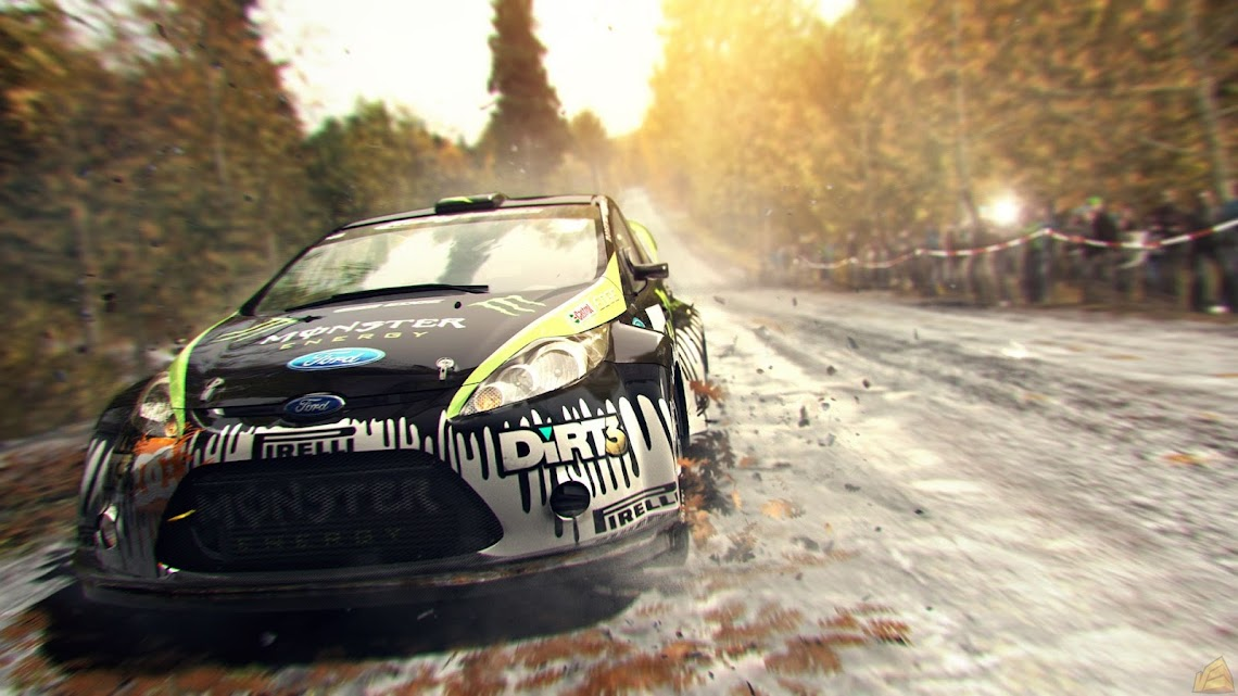 Codemasters promises more actually rallying in their next Dirt game