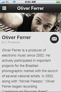 Oliver Ferrer - screenshot