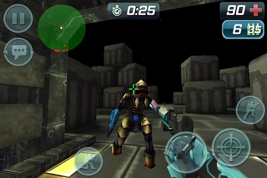 Critical Missions: SPACE apk screenshot