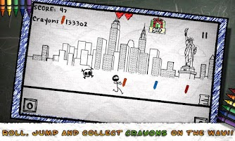 Screenshot of Stick Run