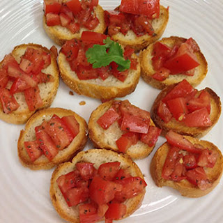 Bruschetta Bread Balsamic Vinegar Recipes