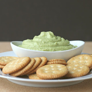 Pea and Chickpea Dip