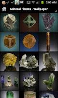 Screenshot of Gem Crystal Wallpaper