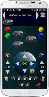 universal remote application for blackberry