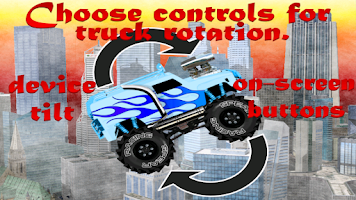 Screenshot of 4Wheel Daredevil Monster Truck