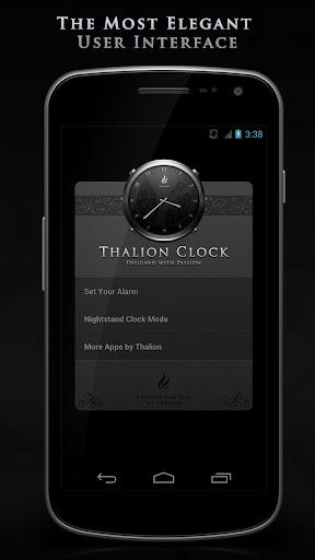 Thalion時鐘