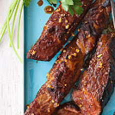 Grilled Short Ribs