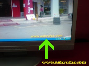 Ashrufzz Reality Adventure Snapshot at Fasfik Kepong Branch Close Up