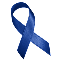 Awareness Ribbon - Blue icon