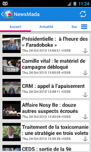Madagascar News - screenshot