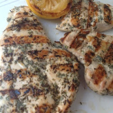 Lemon-Cured Chicken