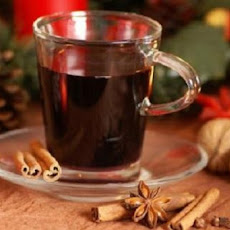 Quick Mulled Wine