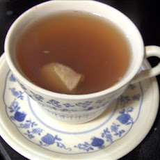 Ginger Cinnamon Tea