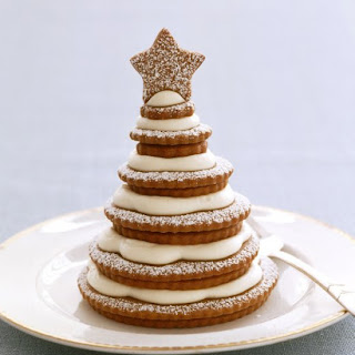 Gingerbread-Cookie Trees