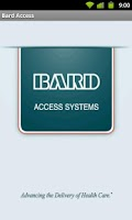 Screenshot of Bard Access