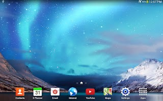 Screenshot of Star G2 Live Wallpaper