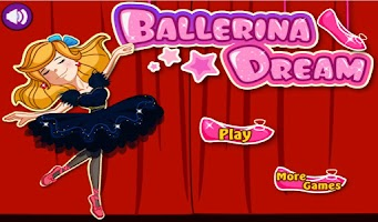 Screenshot of Ballerina Dream