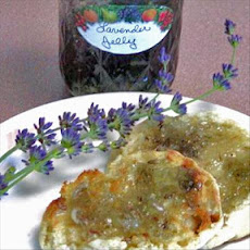 Lavender Jelly With Chamomile