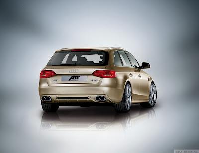 тюнинг Audi A4 Avant