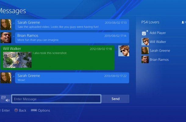 Sony reserves the rights to monitor and record user communications on PSN