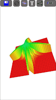 Screenshot of 3D Functions Graph Plotter