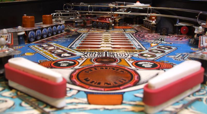 Space Station playfield wideangle